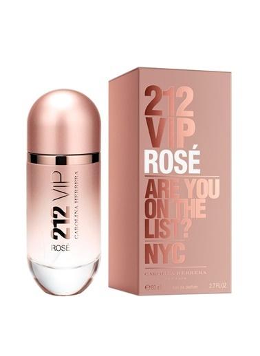 Carolina Herrera  212 Vip Rose Edp 80Ml Kadın Parfüm Renksiz